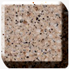 Beige daphne silestone worktop photo