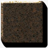 Marron jupiter silestone worktop photo