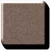 zodiaq argil brown quartz worktop photo in uk