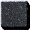 Black coral avonite worktop photo