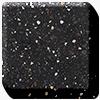 Black roads avonite worktop photo