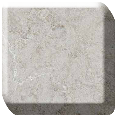 Bianco Drift Caesarstone Quartz Worktops Photo