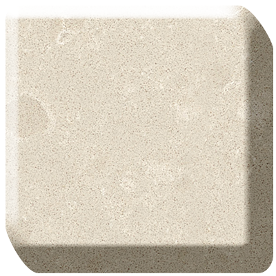 Buttermilk Caesarstone Quartz Worktop Photo