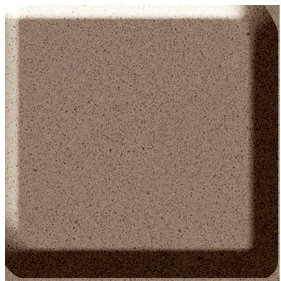 Cashmere Caesarstone Quartz Worktop Photo