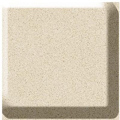 Ivory Shimmer Caesarstone Quartz Worktop Photo