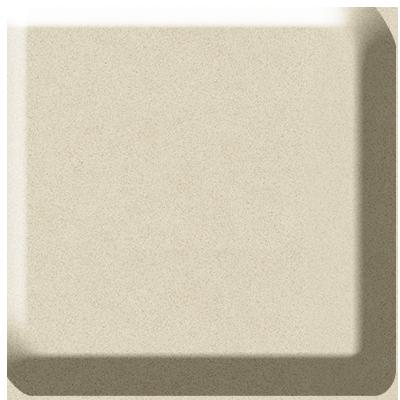 Ivory Caesarstone Quartz Worktop Photo