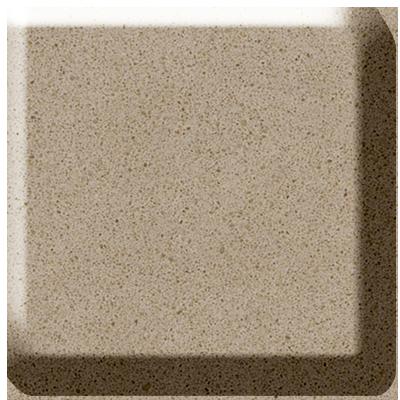 Latte Caesarstone Quartz Worktop Photo