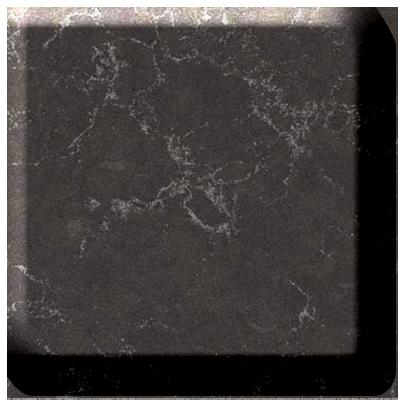 Piatra Grey Caesarstone Quartz Worktop Photo