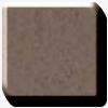 zodiaq clay brown quartz worktop photo in uk