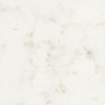 Carrara compac worktop photo
