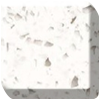 Antarctic ice tri-stone worktop photo in uk
