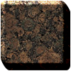 Baltic brown granite worktop photo