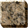 Giallo veneziano granite worktop photo
