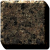 Tropic brown granite worktop photo