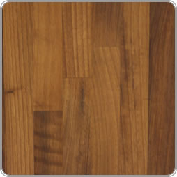 European walnut hardwood worktop photo