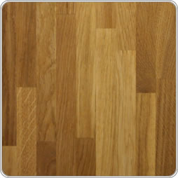 Oak wood worktop photo
