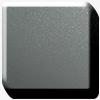 Steel silestone worktop photo