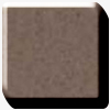 zodiaq clay brown quartz worktop photo in uk